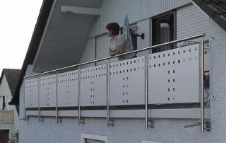 schlosserei schleip balkone und balkongel nder. Black Bedroom Furniture Sets. Home Design Ideas