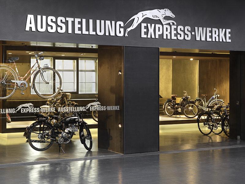 Schlossereiarbeiten - Maybach Museum Neumarkt