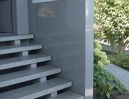 Treppen-Absturzsicherung
