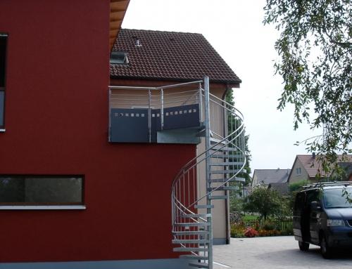Wendel-Aussentreppe – TGA15