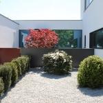 Gartentoranlage