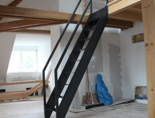 Treppengländer – TGI25