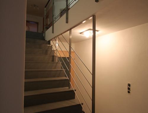 Treppengeländer Innenbereich – TGI26