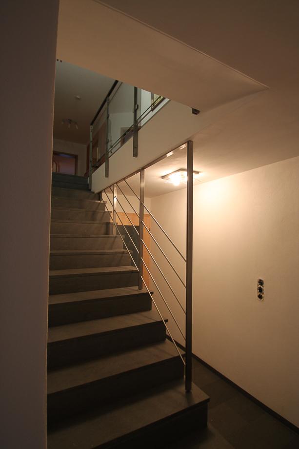 Treppengeländer Innenbereich
