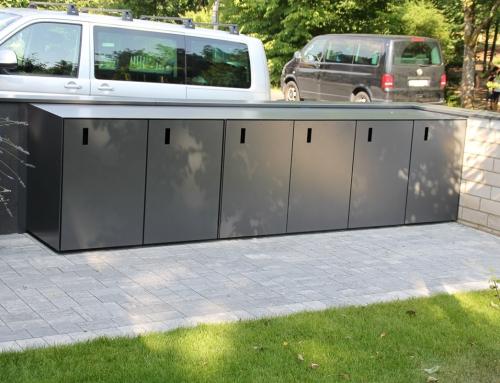 Mülleinhausung – MH13