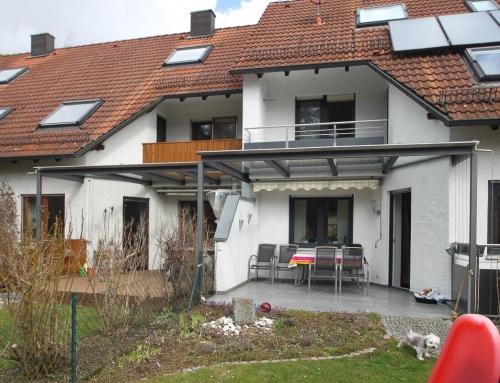 Terrassenüberdachung – TD01