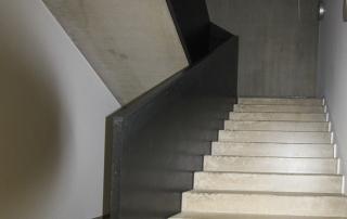Treppengländer aus Stahlblechen