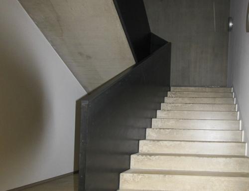 Treppengländer aus Stahlblechen – TGI20