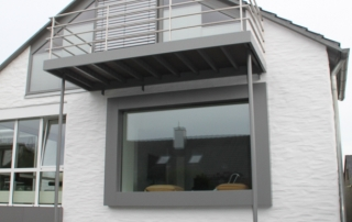 Balkonkostruktion