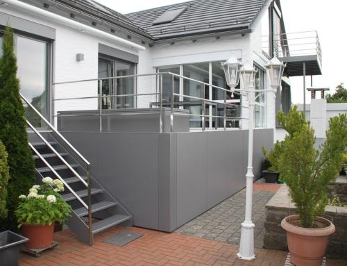 Terrassenerweiterung – BK43