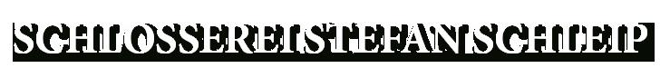 Schlosserei-Schleip Logo